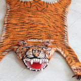 Animal Felt Rug Tarzan The Tiger