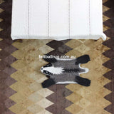 Animal Felt Rug Bob The Badger - Felt Ball Rug Australia - 3