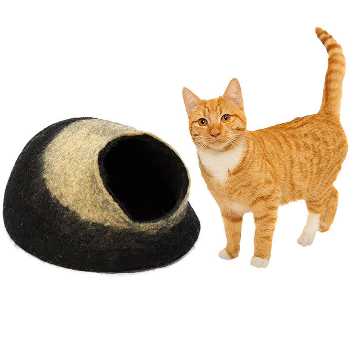Bentley Felt Cat Cave