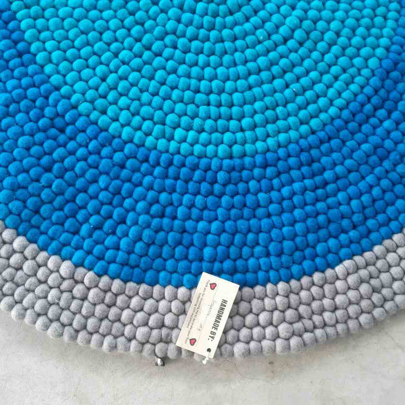 Dream Catcher Custom Felt Rug