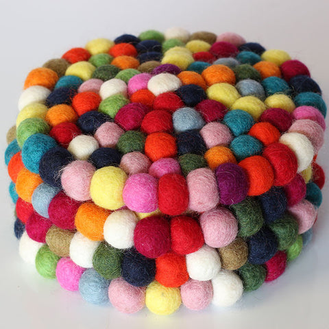 Masterchef Multicolour Trivet Tower Round