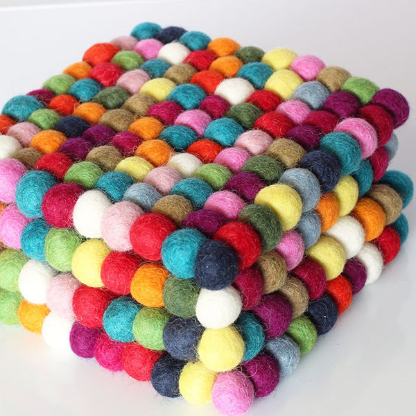 Masterchef Multicolour Trivet Tower Square