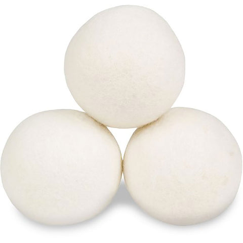 wool dryer balls 3 pack