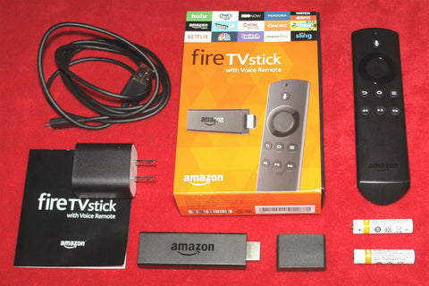 Fully Loaded Amazon Fire Tv Stick Free Cable Tv Movies