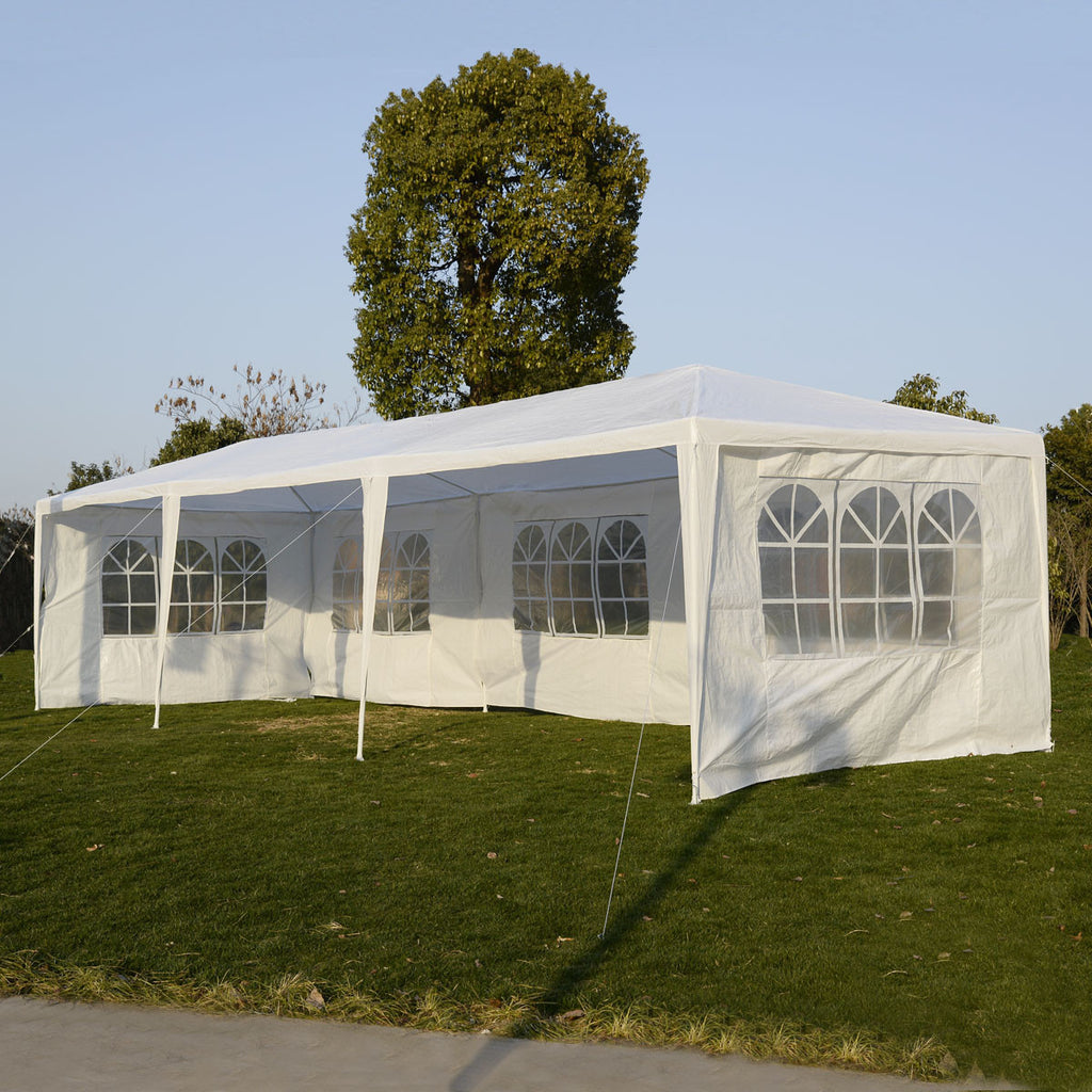 10 X30 Party Wedding Outdoor Patio Tent Canopy Heavy Duty
