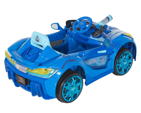 Kids Toddler ATV 6V Battery Powered Quad Electric Ride On Cat Car,PJ Masks