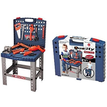 Kids, Toddlers, Pretend Play Toy Tool Set Workbench Kids Workshop Toolbench