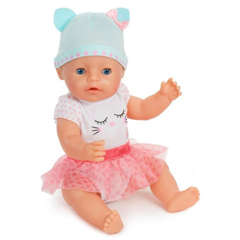 Baby Born Interactive,Moving,Crying, Wetting,Eating and Drinking Baby Doll