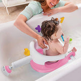 Newborn Infant Baby to Toddler Bath Tub Whirlpool Bubbles & Spa Seat with Shower