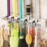 Mop,Broom Holder, Broom Organizer, Garage Storage Systems