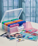 1600 Photo Acid Free Photo Keeper Saver Organizer Carrying Case