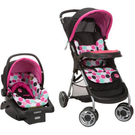 Minnie Dotty Complete Baby Gear Travel System Bundle With Swing Amp Diap Vick S