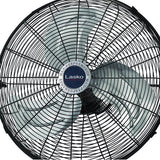 Industrial High Velocity Max Performanc Floor Fan Turbo Force Quick Mount