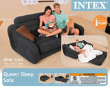 Inflatable Pull Out Sofa Sleeper Mattress Bed
