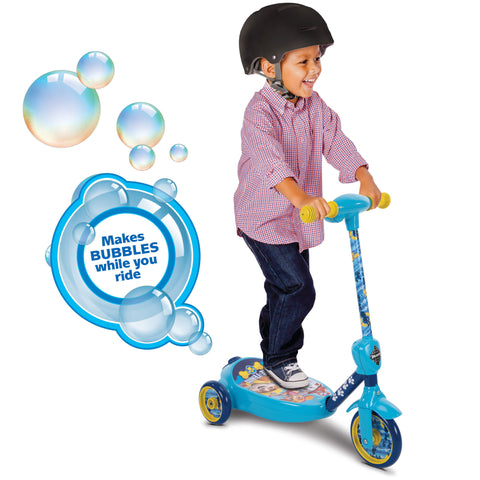 Kids Toddler 6V Battery Powered Electric Ride On 3 Wheel Scooter,Paw Patrol