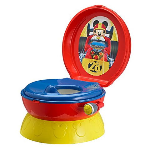Disney, Nickelodeon First Years Baby Toilet Training Children Potty Trainer Seat Chair