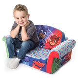 Kids, Toddlers Flip Open Sofa Sleeper Bed Bedroom Playroom Furniture