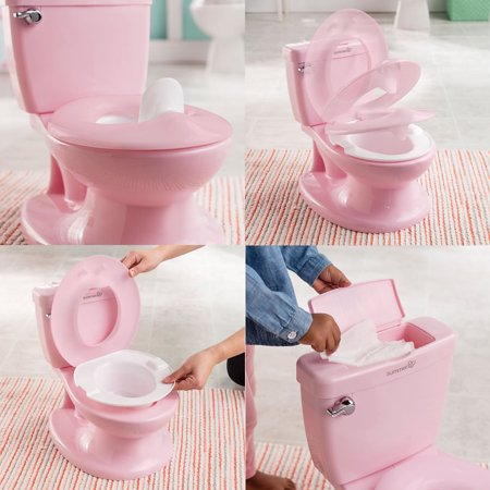 Infant Toddler My Size Potty Training Chair Seat Toilet W