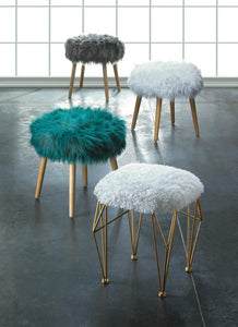 Stools, Ottomans & More