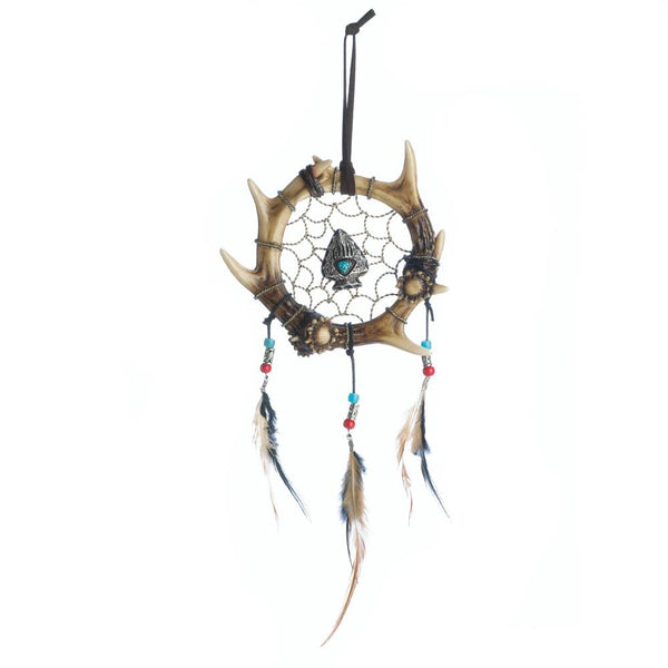 Antler Dreamcatcher Decorations - Yolis Beauty Barn