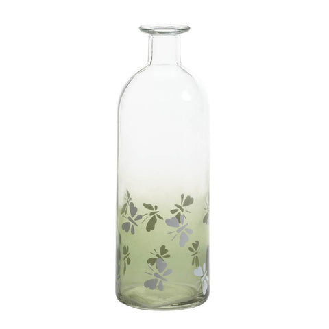 Apothecary Style Glass Bottle-Medium