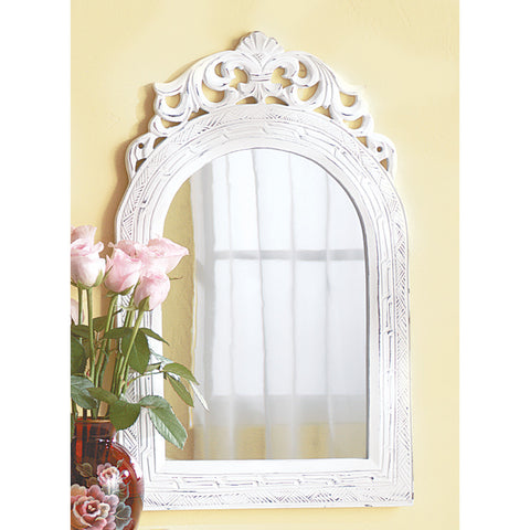 Arched Top Wall Mirror