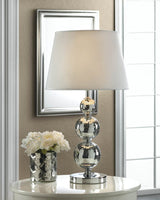 Broadway Glitz Table Lamp - Yolis Beauty Barn