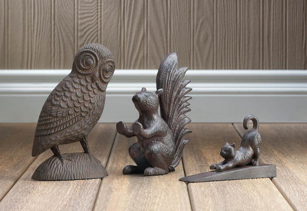 Squirrel Door Stopper
