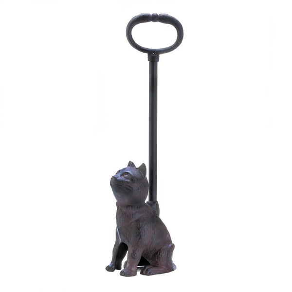 Cat Door Stopper with Handle - Yolis Beauty Barn