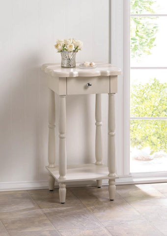 Chatham White Side Table