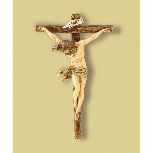 Classic Renaissance Crucifix - Yolis Beauty Barn