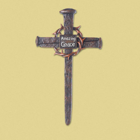Crown of Thrones Nail Cross