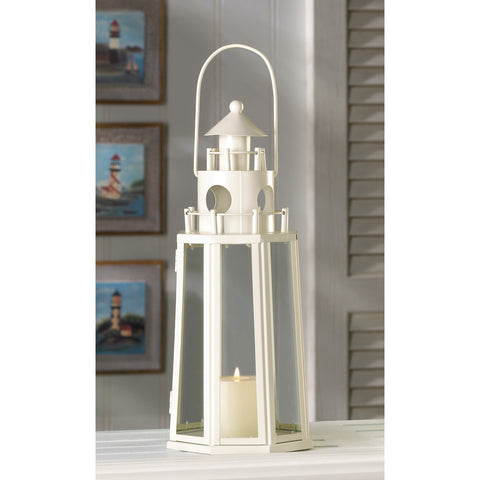 Lighthouse Candle Lamp