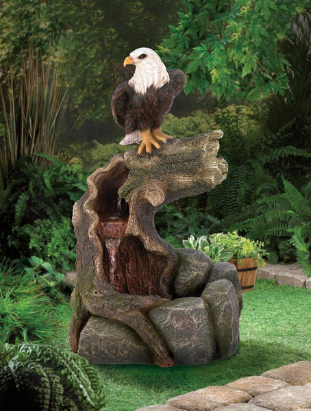 Majestic Eagle Water Fountain