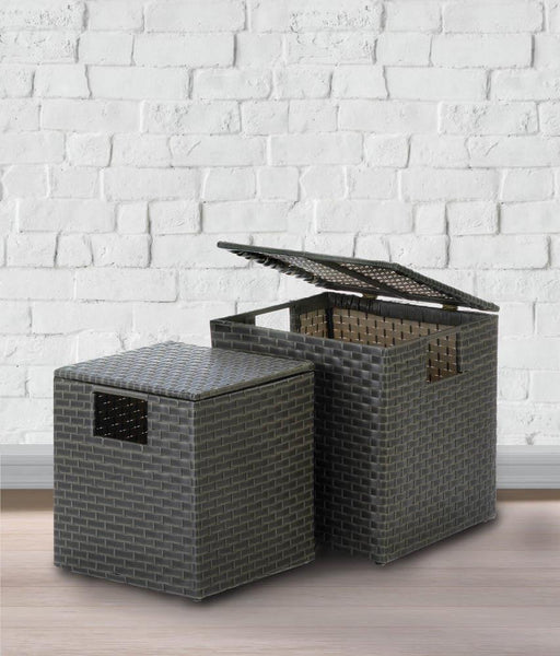 Monterrey Wicker Storage Trunks