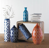 Orion Ceramic Vase - Yolis Beauty Barn