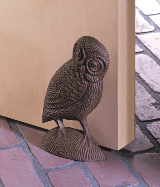 Owl Door Stopper - Yolis Beauty Barn