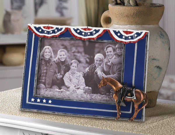 Painted Ponies Fallen Heroes Frame - Yolis Beauty Barn