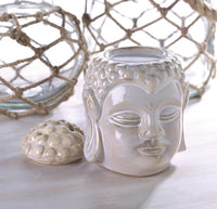 Peaceful Buddha Oil Warmer - Yolis Beauty Barn