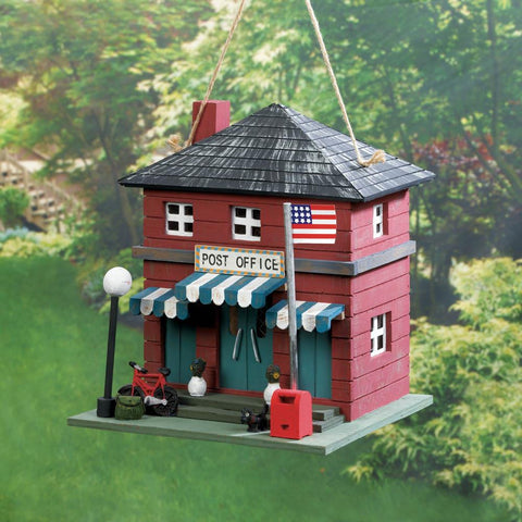 Post Office Birdhouse - Yolis Beauty Barn