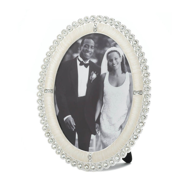Rhinestone Shine Photo Frame 5X7 - Yolis Beauty Barn