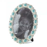 Sea Cabochon Photo Frame 5 X 7 - Yolis Beauty Barn