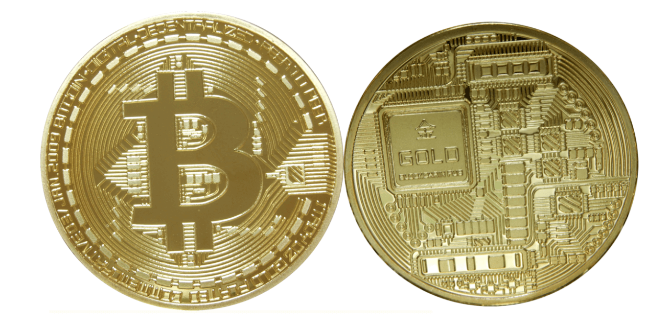 Bitcoin Collector's Coin - The Classic