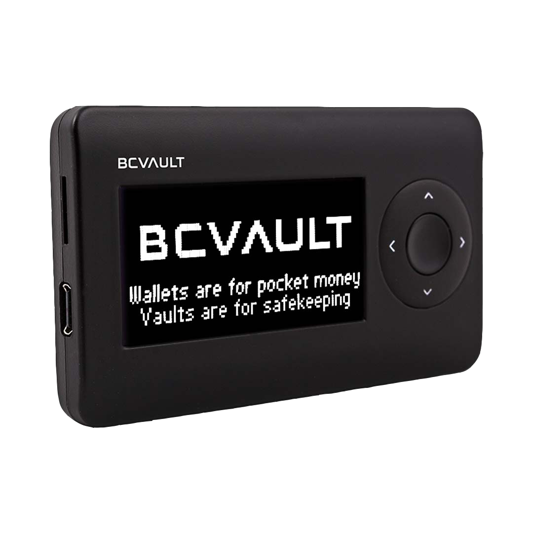 BC Vault One - Buy Products with Cryptocurrency