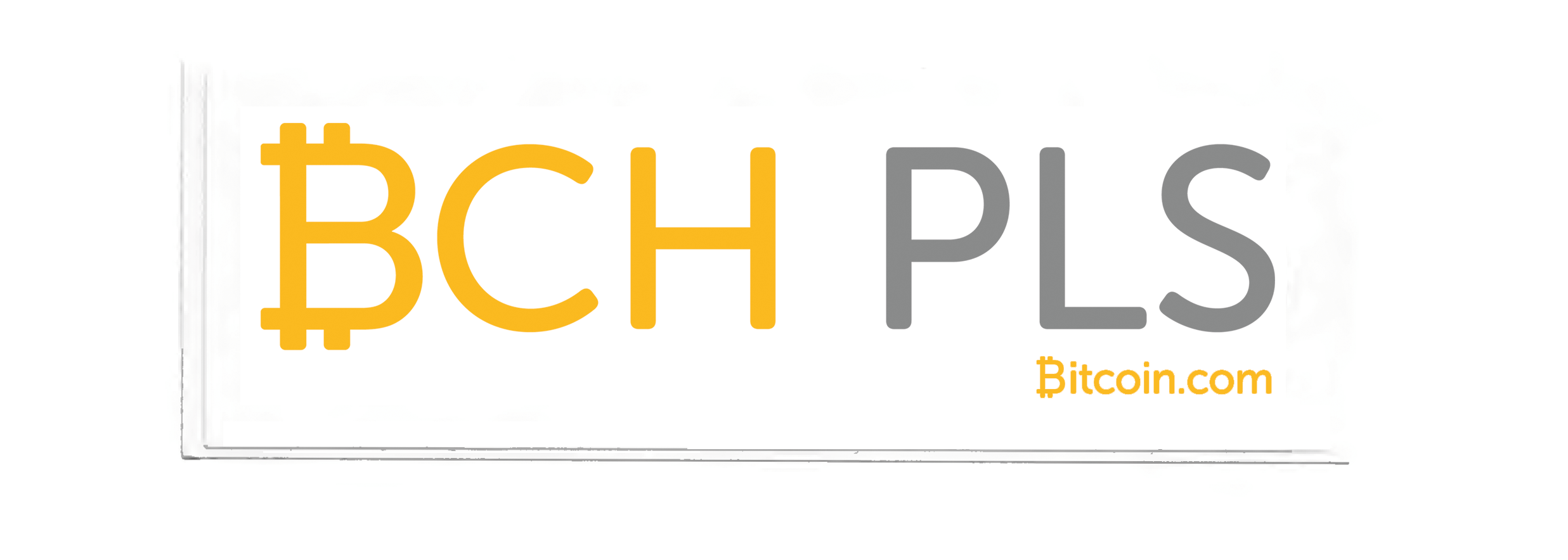 BCH PLS Stickers (5 Pack)
