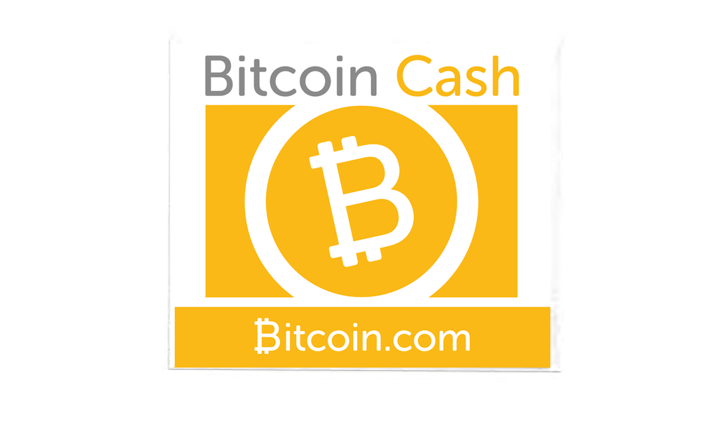 Bitcoin Cash Stickers (10 Pack)
