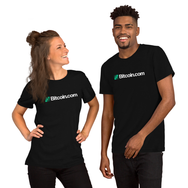 Bitcoin.com Tee - Buy Products with Cryptocurrency