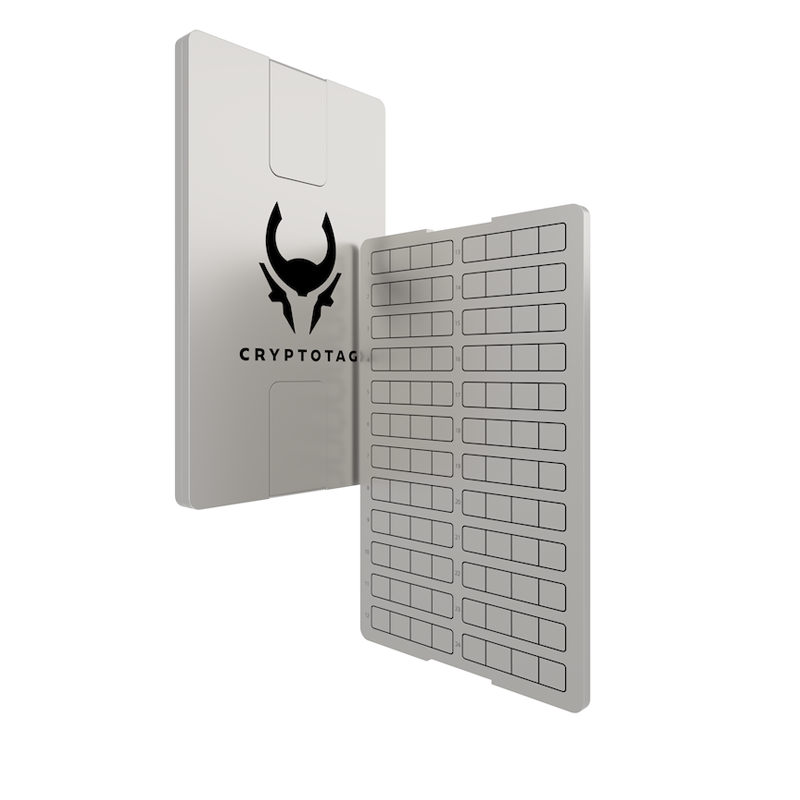 CRYPTOTAG - Starter Kit (Thor) - Buy Products with Cryptocurrency