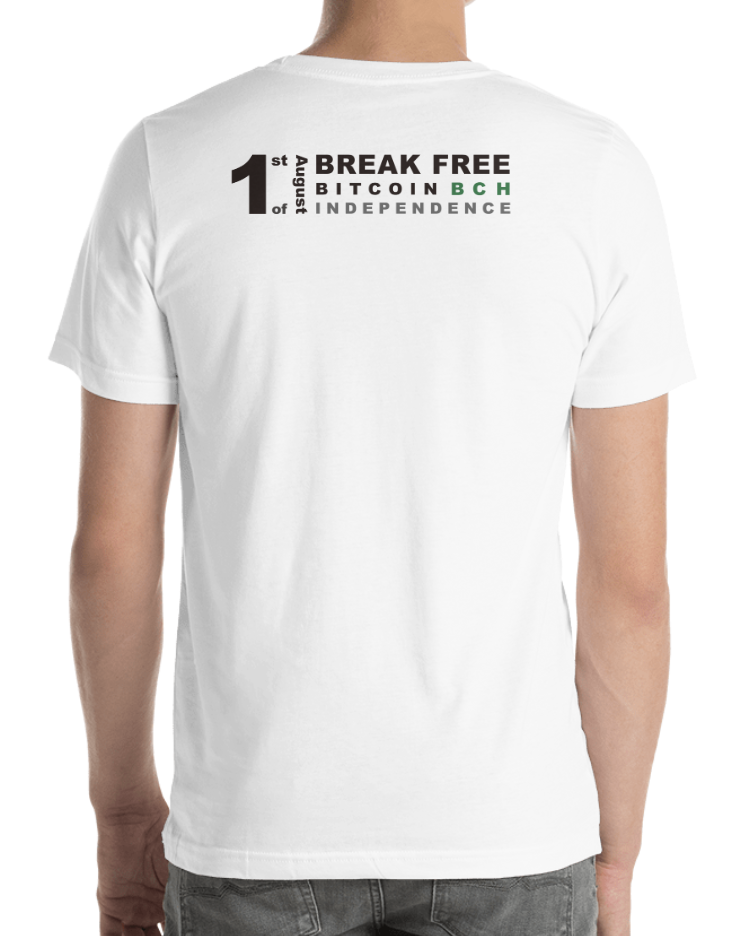 Break Free Anniversary Tee (Mens)