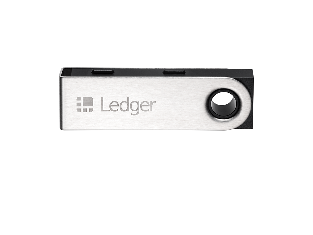Ledger Nano S (Pack of 2) - Buy Products with Cryptocurrency